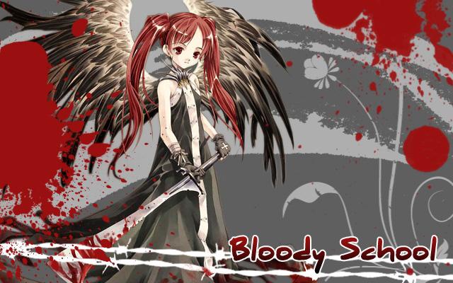 Bloody-school