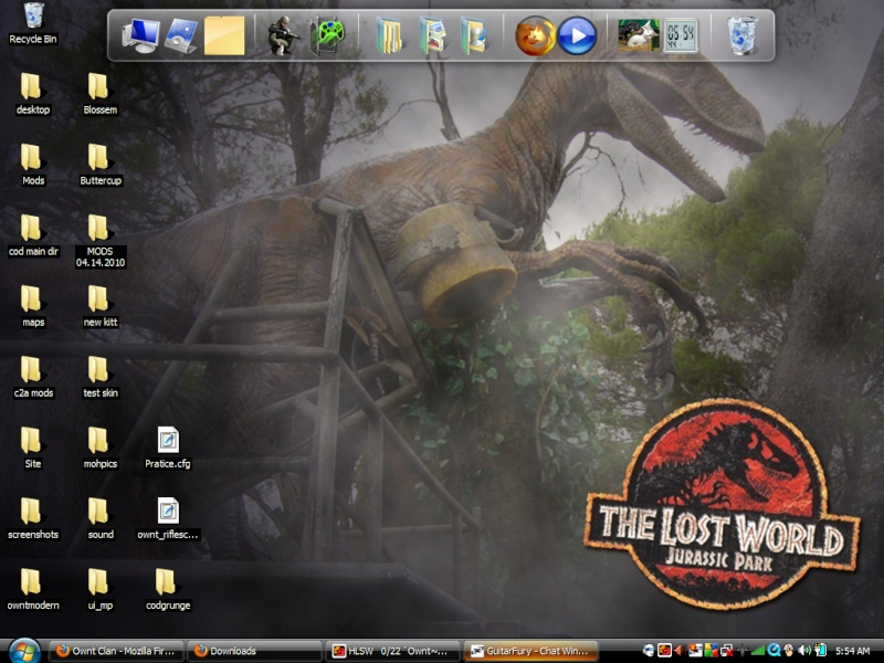 Post a pic of your Desktop... Curren10