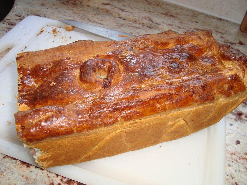 Pâté en croute au saucisson Vaudois Dsc01217