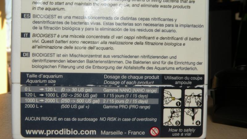 BIODIGEST de la marque PRODIBIO Biodig10