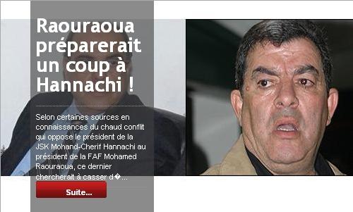 [Dossier] : Affaire Raouraoua - Hannachi - Page 9 20101215