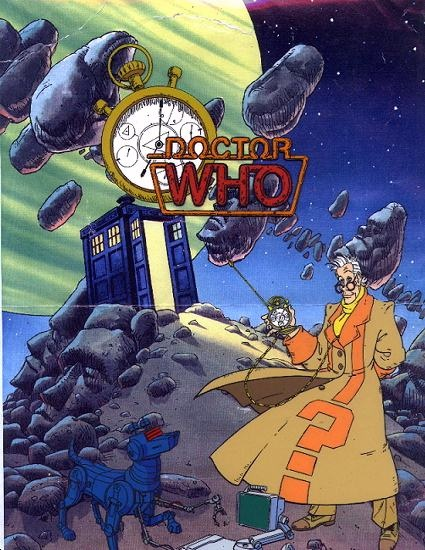 What if the Doctor who cartoon had been made? Doctor10