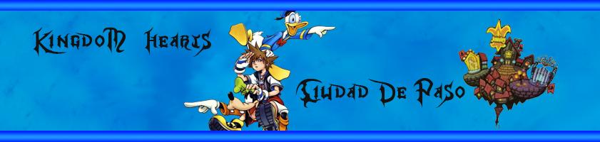 Kingdom Hearts - Ciudad del Paso