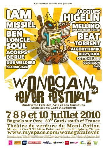Stef dans les festivals.. Affich13