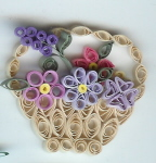Flower basket Flower10