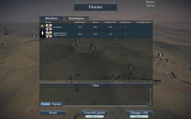 Bataille De Desaix contre De Duroc Victoi13