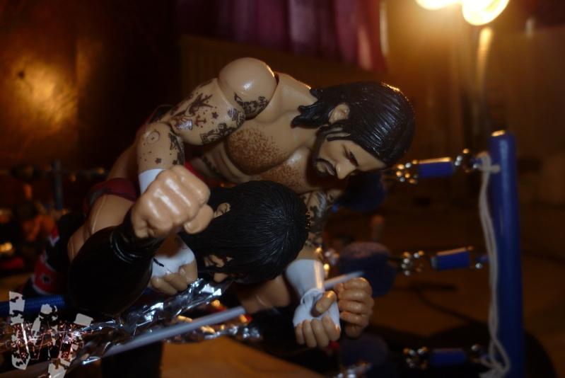 Dark Show #006 - Dark ECW Arena P1020126