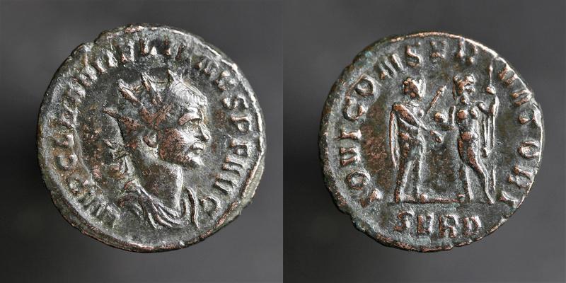 Antoninien d'Aurelien Aureli10