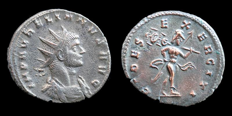 Antoninien de Aurelien à préciser Aureli11