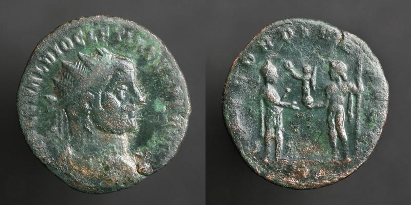 Aurelianus de DIOCLETIEN Diocle12