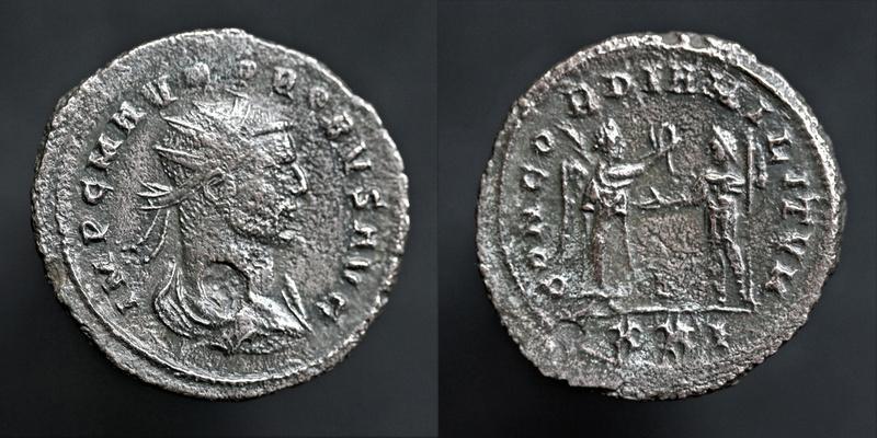 Aurelianus de Probus à classer Probus10