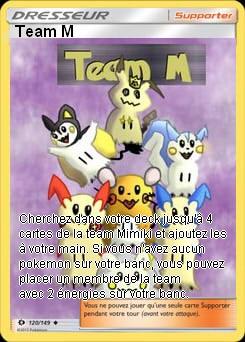 [Concours] L'heure du Mimiqui - Fakecard Pokemon Funcar10