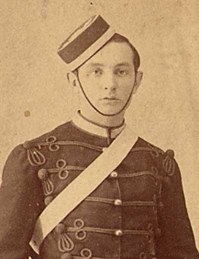 Montreal Engineers, Victorian era Canadian Militia Uniform 10qoch10