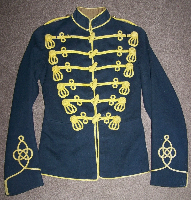 Montreal Engineers, Victorian era Canadian Militia Uniform 3cly0110