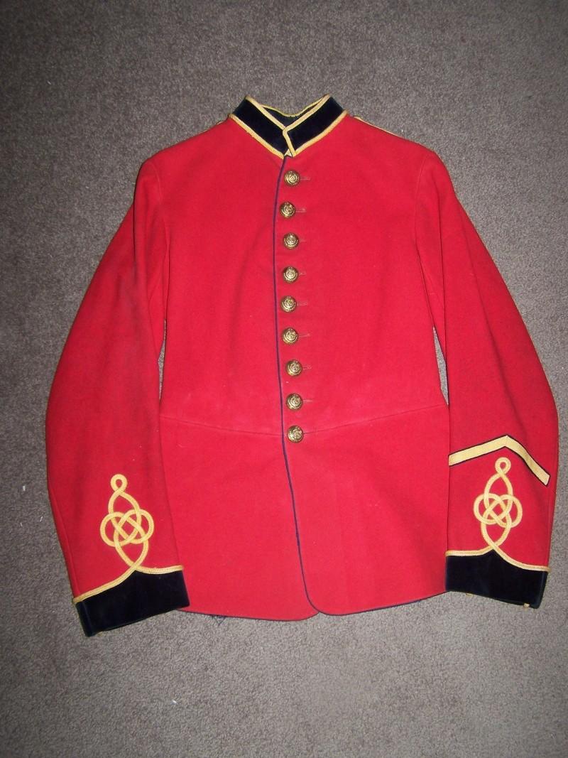 Montreal Engineers, Victorian era Canadian Militia Uniform Retuni10