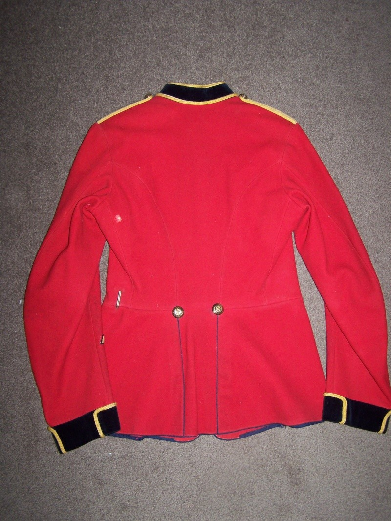 Montreal Engineers, Victorian era Canadian Militia Uniform Retuni11