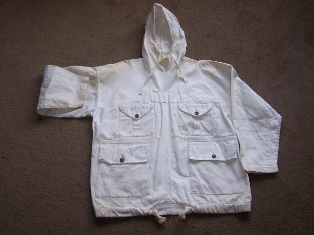 Mk II Winter White Camoflauge Cover Snowsu10