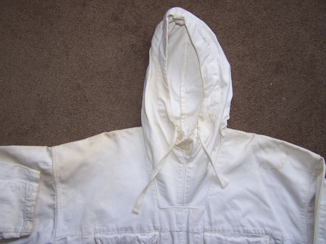 Mk II Winter White Camoflauge Cover Snowsu11