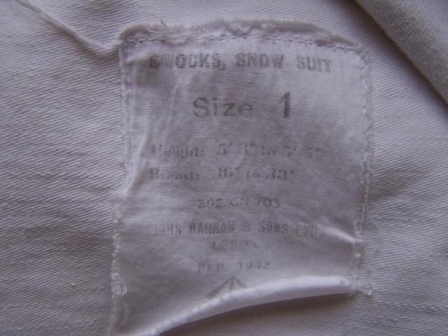 Mk II Winter White Camoflauge Cover Snowsu12