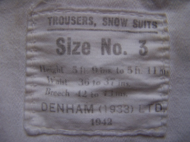 Mk II Winter White Camoflauge Cover Snowsu15