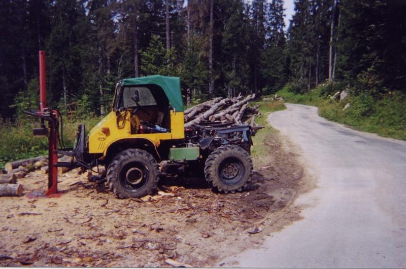 unimog mb-trac wf-trac pour utilisation forestière dans le monde - Page 3 41110