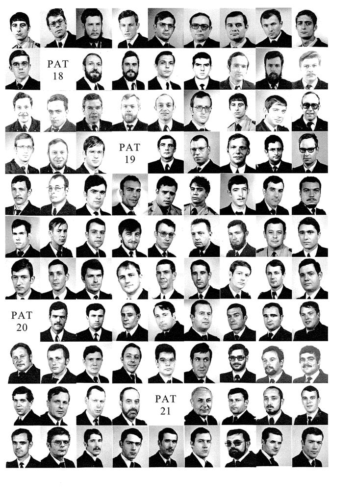 Reconnaîtrez-vous ceux qui ont fait les 20 premiers stages PAT Pat18410