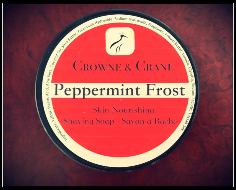 "Crowne & Crane ""Peppermint Frost"" Img_1013"