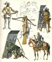 Arbalist Helmets from 11th century to 16th century Img19410