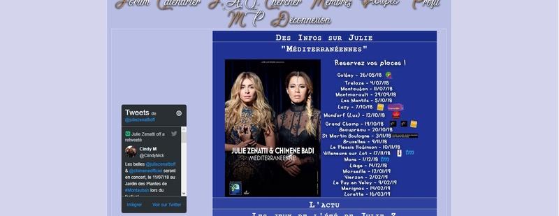 Problème de page d'accueil non cliquable Opera10