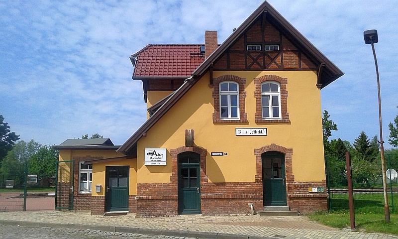"""Schmalspurbahn """"De lütt Kaffeebrenner"""" in Klütz (Mecklenburg-Vorpommern) 116"""