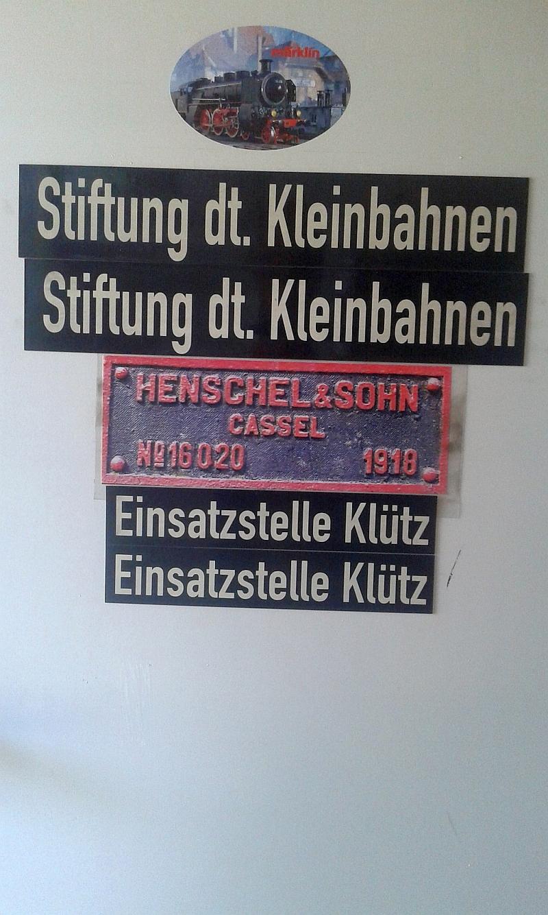 """Schmalspurbahn """"De lütt Kaffeebrenner"""" in Klütz (Mecklenburg-Vorpommern) 11a11"""
