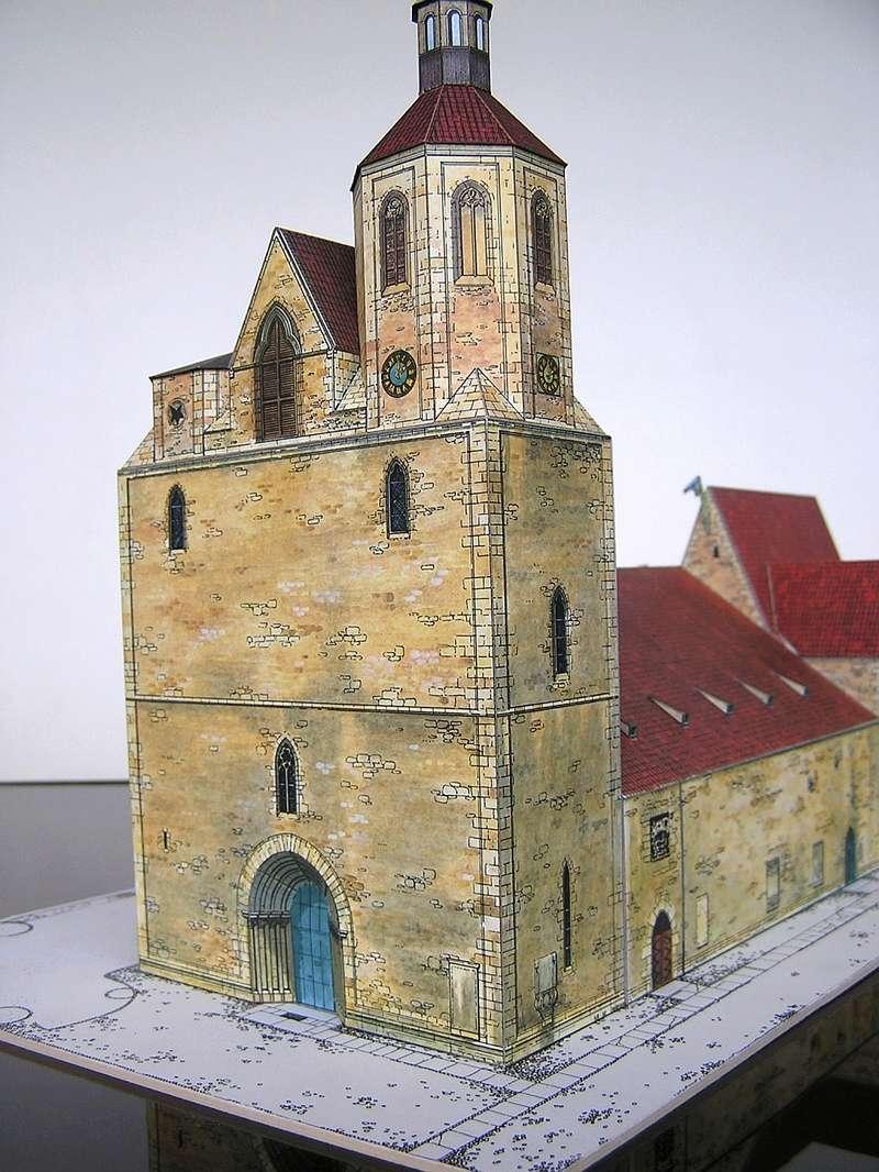Magni-Kirche Braunschweig 1:175 Keddig-Verlag 310