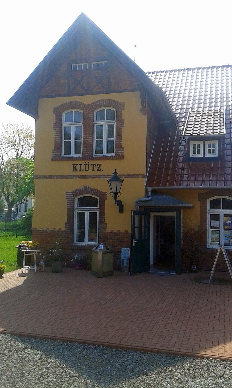 """Schmalspurbahn """"De lütt Kaffeebrenner"""" in Klütz (Mecklenburg-Vorpommern) 319"""