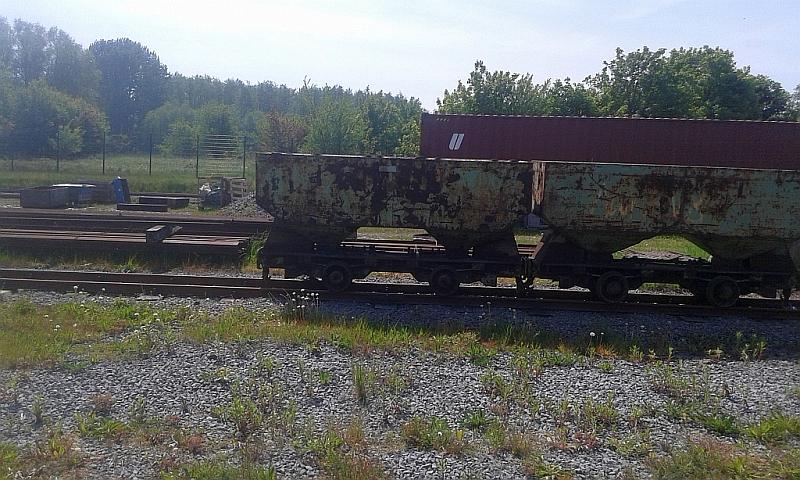 """Schmalspurbahn """"De lütt Kaffeebrenner"""" in Klütz (Mecklenburg-Vorpommern) 3210"""