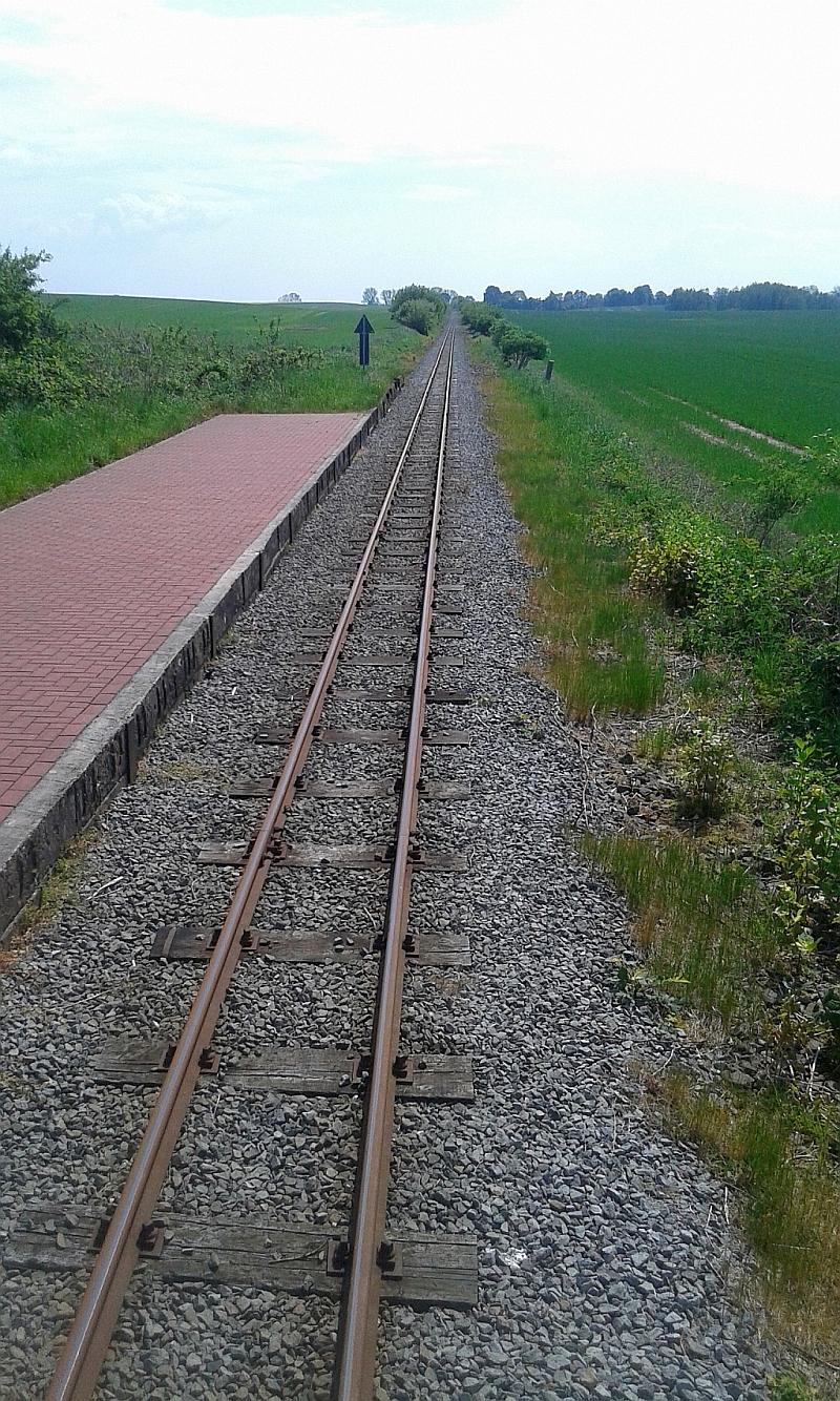 """Schmalspurbahn """"De lütt Kaffeebrenner"""" in Klütz (Mecklenburg-Vorpommern) 3610"""