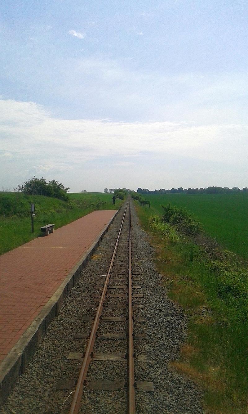 """Schmalspurbahn """"De lütt Kaffeebrenner"""" in Klütz (Mecklenburg-Vorpommern) 3710"""