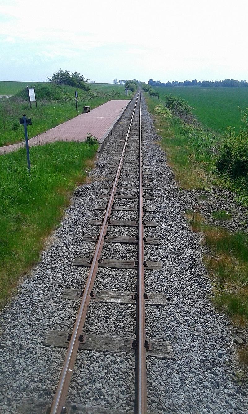 """Schmalspurbahn """"De lütt Kaffeebrenner"""" in Klütz (Mecklenburg-Vorpommern) 3810"""