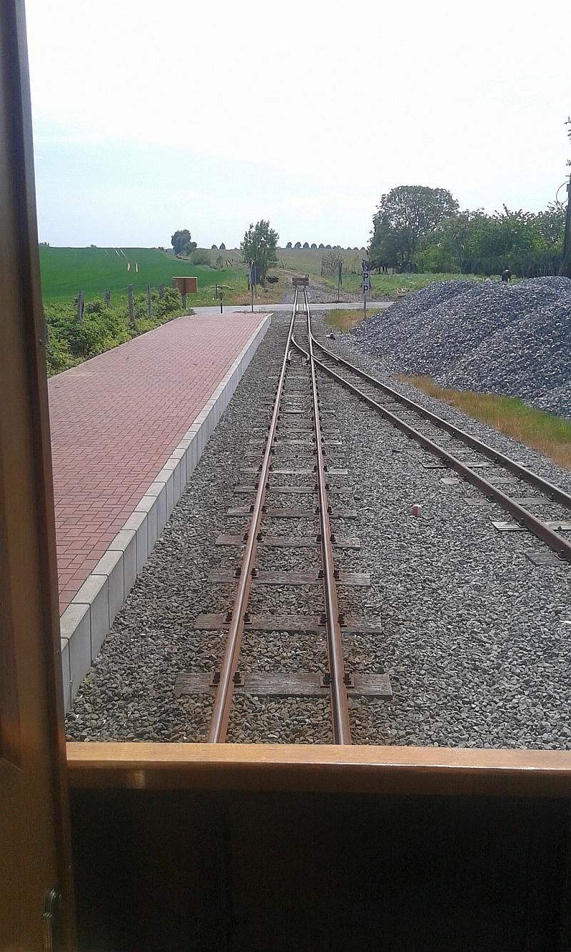 """Schmalspurbahn """"De lütt Kaffeebrenner"""" in Klütz (Mecklenburg-Vorpommern) 3910"""
