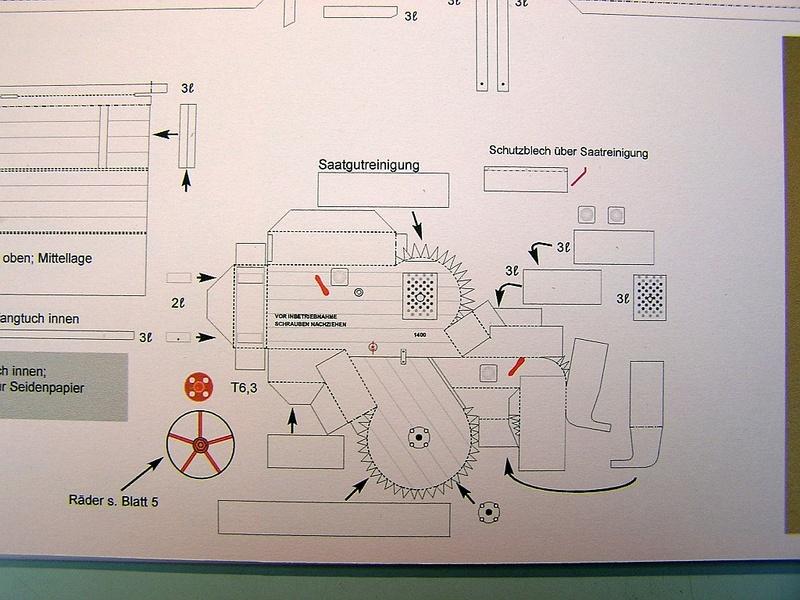 Dreschmaschine Eifel 1:32 von Hans-Joachim Zimmer Bogen_15