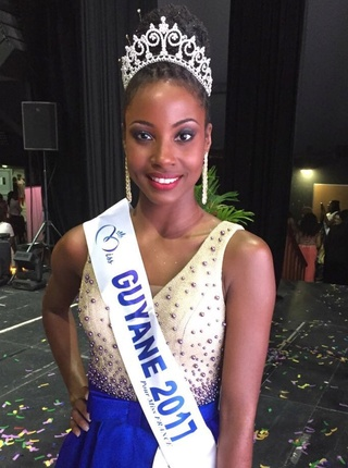 Election de Miss France 2018 Guyane10