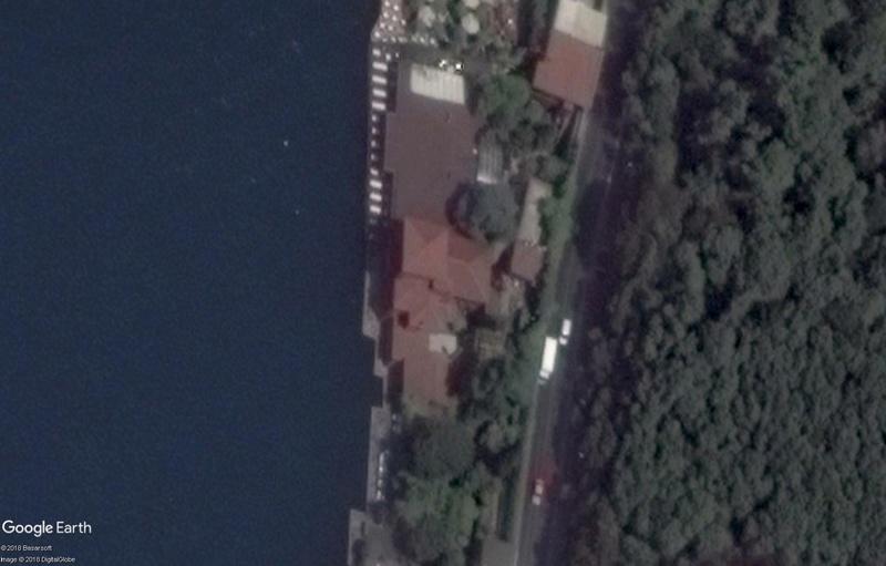 Cargo VS maison Bosphore Turquie B110