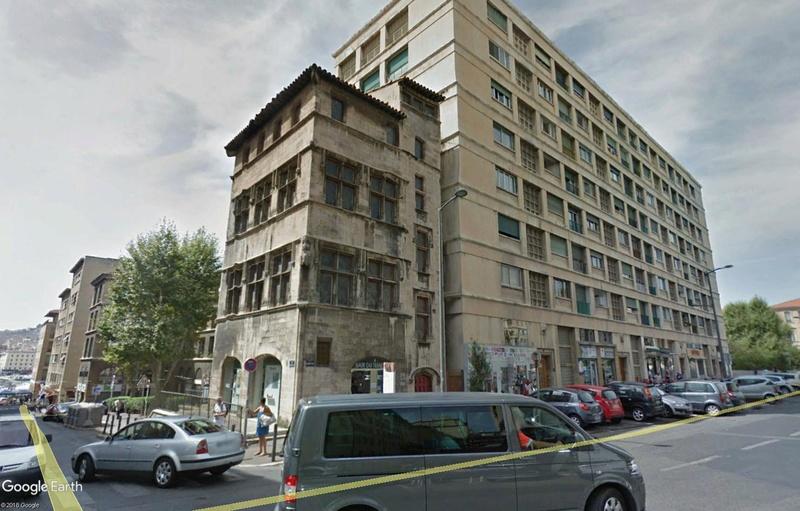 Street View: Bâtiments déplacés Cabre310