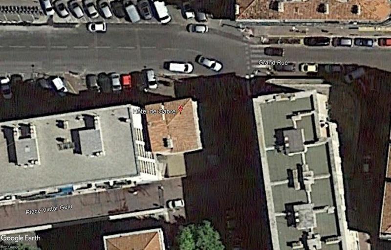 Street View: Bâtiments déplacés Cabre410