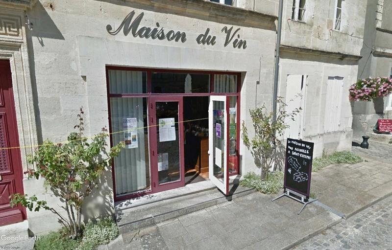"""Les """"Maison du Vin"""" en Gironde. Ste110"""