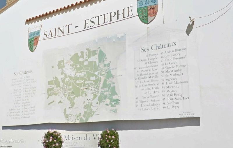 """Les """"Maison du Vin"""" en Gironde. Ste310"""
