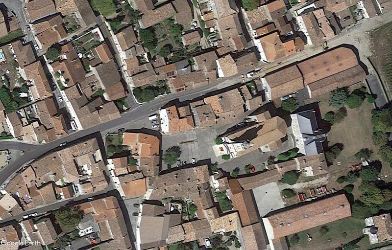 """Les """"Maison du Vin"""" en Gironde. Ste410"""