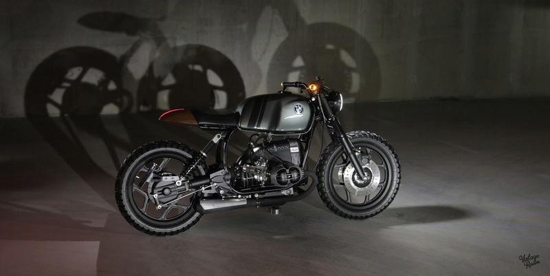 Vintage Room motorcycles Amulet10