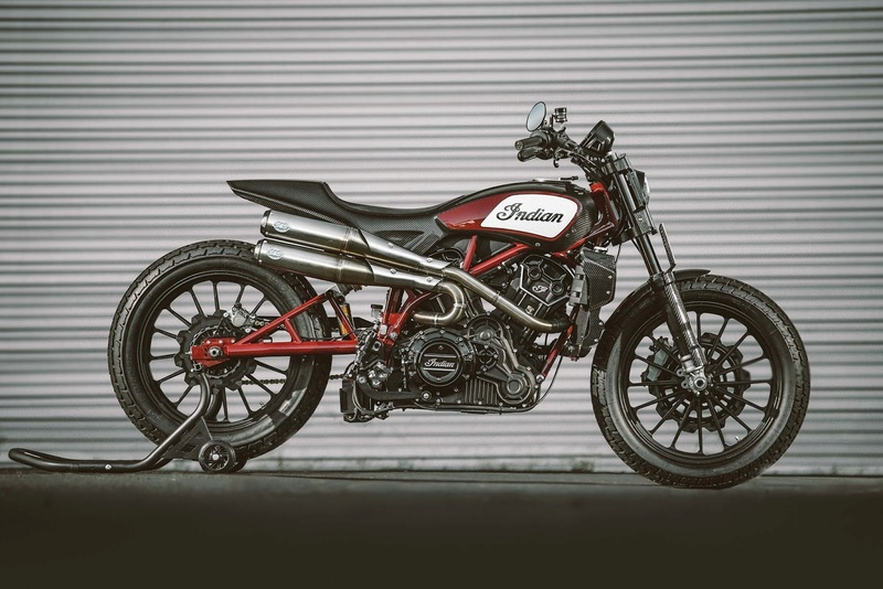 Indian Scout FTR1200 Concept  Indian10