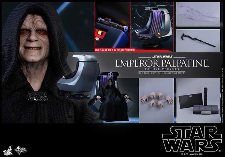 MMS???: Star Wars: Return of The Jedi -Emperor Palpatine Fb_img80