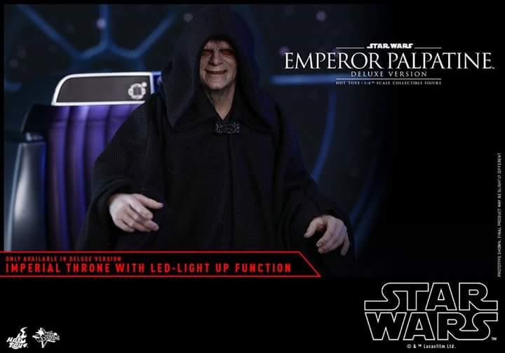 MMS???: Star Wars: Return of The Jedi -Emperor Palpatine Fb_img81